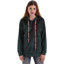 Vêtements Femme Sweats Key Up 5CS91 0001 Vert