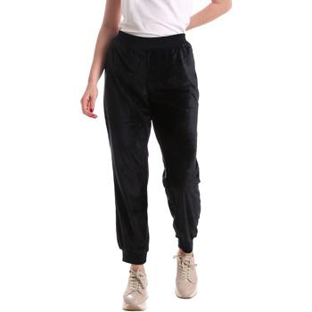 Vêtements Femme Pantalons fluides / Sarouels Key Up 5CS55 0001 Bleu