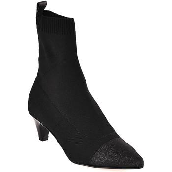Chaussures Femme Bottines Carmens Padova A42395 Noir