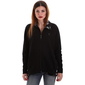 Vêtements Femme Sweats Key Up 5FI46 0001 Noir