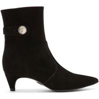 Chaussures Femme Bottines Carmens Padova A42191 Noir