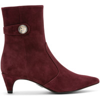 Chaussures Femme Bottines Carmens Padova A42191 Rouge
