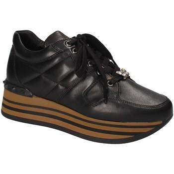 Chaussures Femme Baskets basses Triver Flight 232-11A Noir