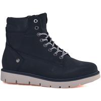 Chaussures Femme Boots Wrangler WL182510 Bleu