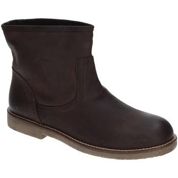 Chaussures Femme Bottines Grace Shoes 1839 Marron