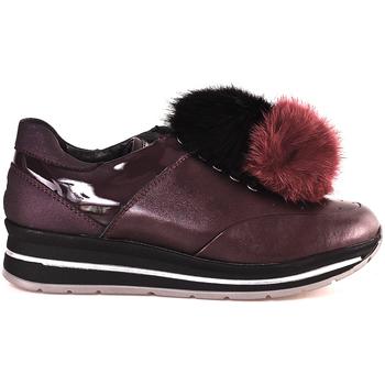 Chaussures Femme Baskets basses Grunland SC3944 Rouge