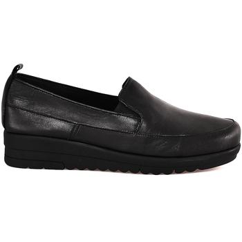 Chaussures Femme Mocassins Grunland SC3985 Noir