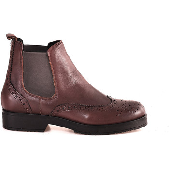 Chaussures Femme Bottines Mally 3591 Violet