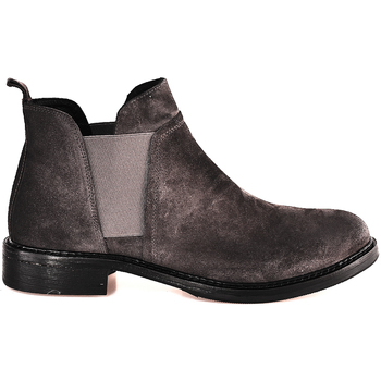 Chaussures Femme Bottines Mally 5948 Gris