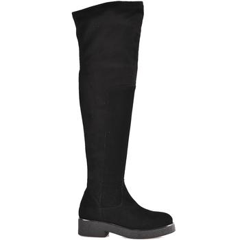 Chaussures Femme Cuissardes Mally 6311 Noir