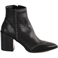 Chaussures Femme Bottines Mally 6333 Noir