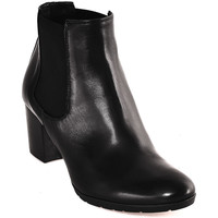 Chaussures Femme Bottines Mally 6418 Noir
