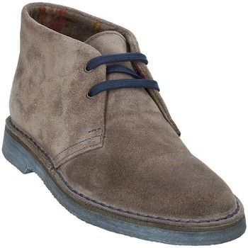 Chaussures Femme Boots Rogers 1102D Gris