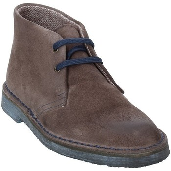 Chaussures Femme Boots Rogers 1102D Marron