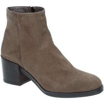 Chaussures Femme Bottines Grace Shoes 1826 Marron