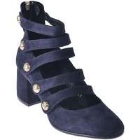 Chaussures Femme Escarpins Elvio Zanon I0703P Bleu
