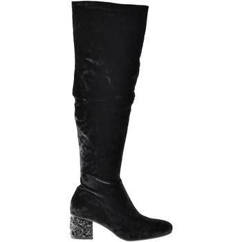 Chaussures Femme Bottes ville Elvio Zanon I1903B Noir