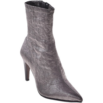 Chaussures Femme Bottines Elvio Zanon I2906X Gris