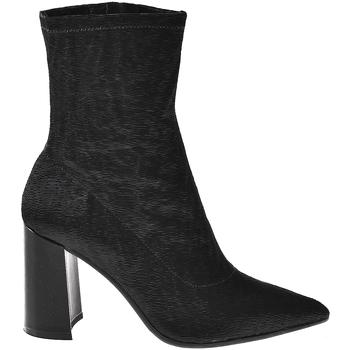 Chaussures Femme Bottines Elvio Zanon I3104X Noir