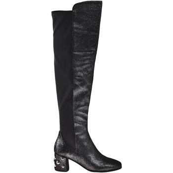 Chaussures Femme Bottes ville Elvio Zanon I5504G Noir