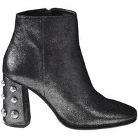 Chaussures Femme Bottines Elvio Zanon I5703G Noir