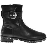 Chaussures Femme Bottines Elvio Zanon I6201N Noir
