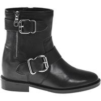 Chaussures Femme Bottines Elvio Zanon I7005N Noir