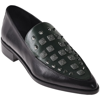 Chaussures Femme Mocassins Elvio Zanon I7703G Noir