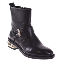 Chaussures Femme Bottines Elvio Zanon I8405P Noir