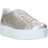 Chaussures Femme Baskets basses IgI&CO 5158522 Rose
