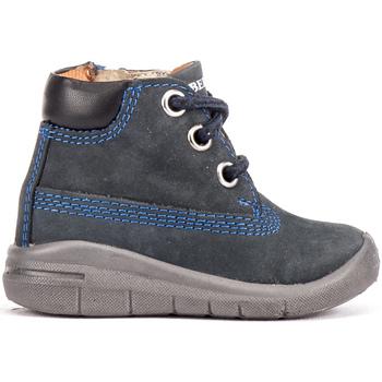 Chaussures Enfant Boots Lumberjack KB48301 001 D01 Bleu