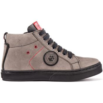 Chaussures Enfant Baskets montantes Lumberjack SB28705 010 B03 Gris