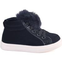 Chaussures Enfant Baskets montantes Grunland PP0368 Bleu