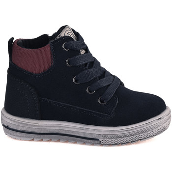 Chaussures Enfant Baskets montantes Grunland PP0352 Bleu