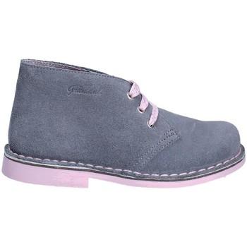 Chaussures Enfant Boots Grunland PO0577 Gris
