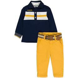 Vêtements Garçon Ensembles enfant Losan 827-8031AC Bleu