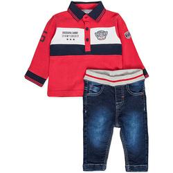 Vêtements Garçon Ensembles enfant Losan 827-8032AC Rouge