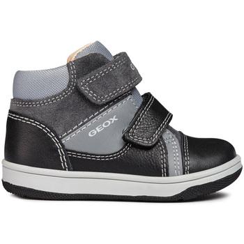 Chaussures Enfant Baskets montantes Geox B841LB 022BC Gris