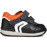 Chaussures Enfant Baskets basses Geox B840RA 08522 Noir