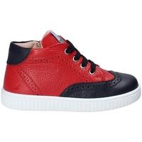 Chaussures Enfant Baskets montantes Balducci MSPO1810 Rouge