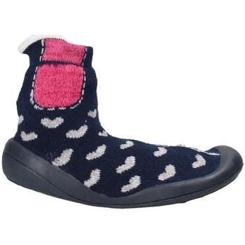 Chaussures Enfant Chaussons Grunland PA1036 Bleu