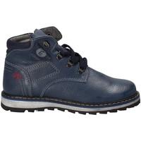 Chaussures Enfant Boots Melania ME2029D8I.B Bleu