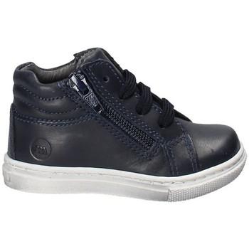 Chaussures Enfant Boots Melania ME1453B8I.C Bleu