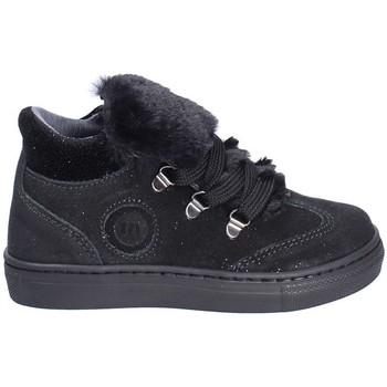 Chaussures Enfant Baskets montantes Melania ME2406D8I.C Noir