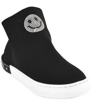 Chaussures Enfant Baskets montantes Holalà HS0015T0002J Noir