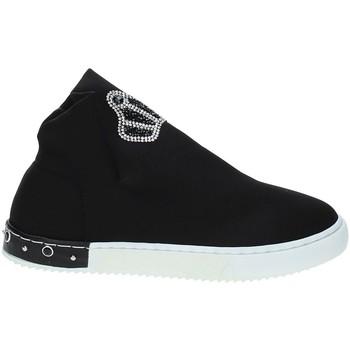Chaussures Enfant Baskets montantes Holalà HS0017T0002J Noir