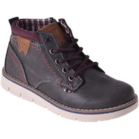 Chaussures Enfant Baskets montantes Wrangler WJ18211 Noir