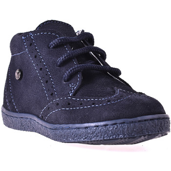 Chaussures Enfant Boots Melania ME0146A8I.B Bleu
