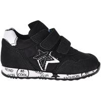 Chaussures Enfant Baskets basses Melania ME1247B8I.A Noir
