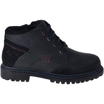 Chaussures Enfant Boots Lumberjack SB33503 001 M55 Bleu
